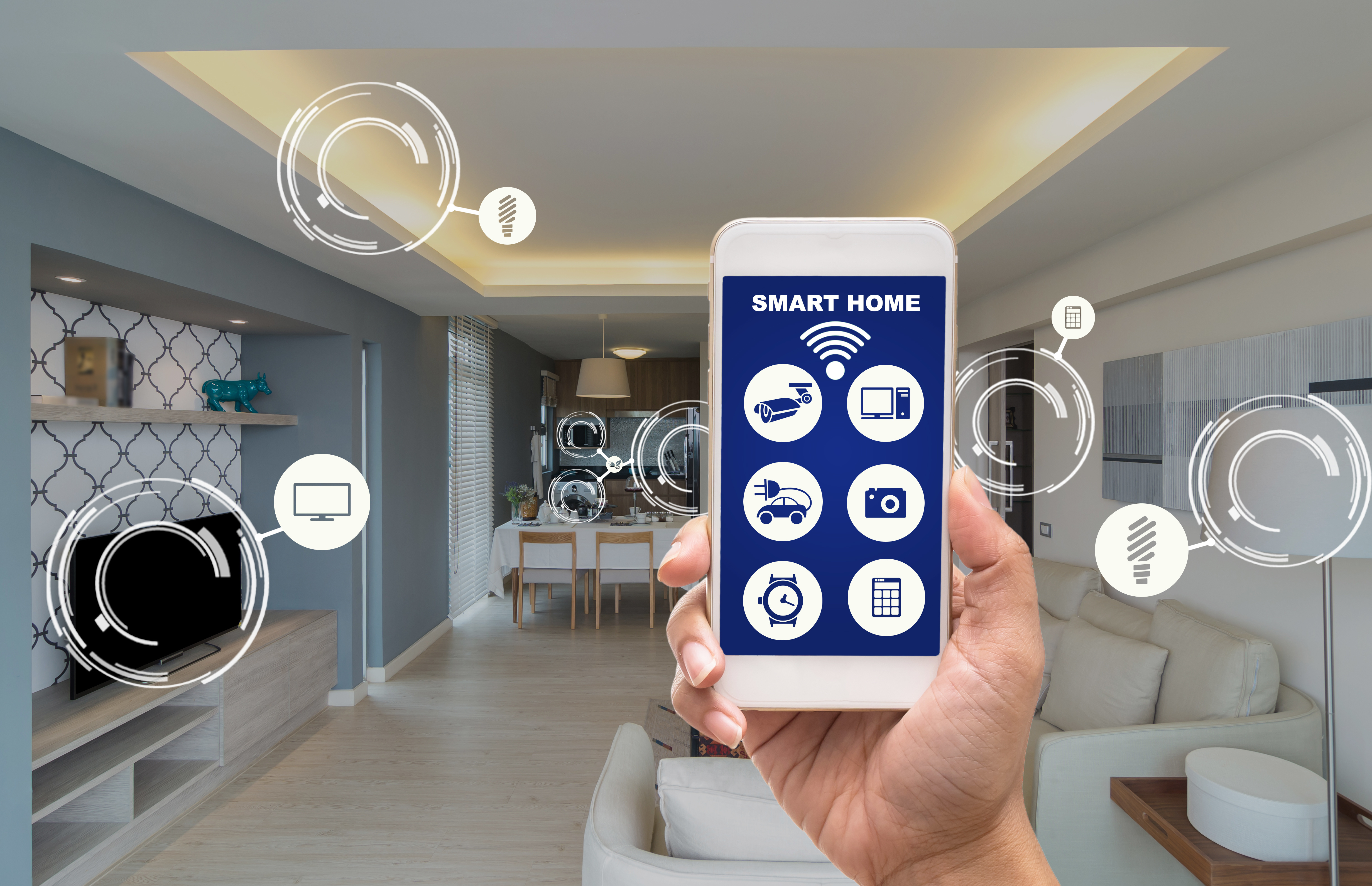 【生活が一変】家で使えるIoTサービス8選|費用・導入リスクも徹底解説
